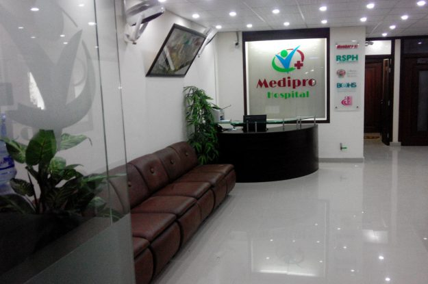 Medipro Hospital, accepting Pakcoin