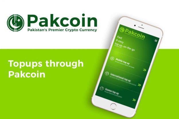 Discounted mobile Topups through pakcoin