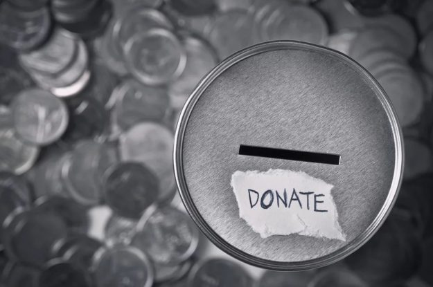 Donate to charities with Pakcoin