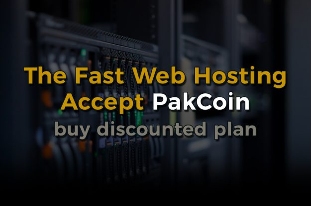 Pakistani Webhost accepts Pakcoin