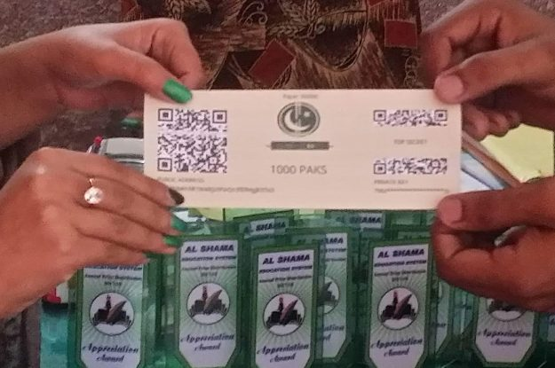 School awarded Pakcoins in annual ceremony