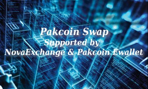 Pakcoin Swap Details