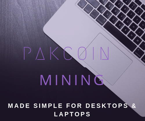 How to Stake Pakcoins